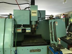 Hurco Bmc 20 Ultimax Vmc 3 Axis Cnc Mill 16 Position Tool Holder New 1986
