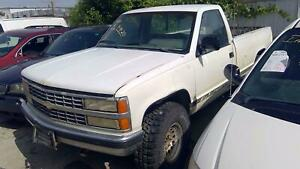 1982 1992 Chevy Pickup 2500 Transmission Assembly 5 7 At