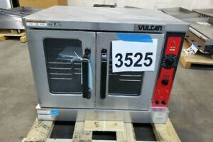 3525 New S d Vulcan Full Size Electric Convection Oven 208v Model Vc5ed 11d1