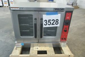 3528 New S d Vulcan Full Size Electric Convection Oven 208v Model Vc5ed 11d1