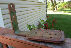 1959 Original John Deere Tractor Step And Bracket 530 630 730