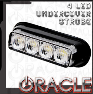 Oracle 3 Led Undercover Strobe Blue 3402 002