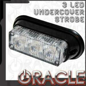 Oracle 3 Led Undercover Strobe Blue 3401 002