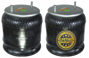 Pair Of Air Spring Bag For Freightliner Replaces 16 13810 000 W01 358 9780