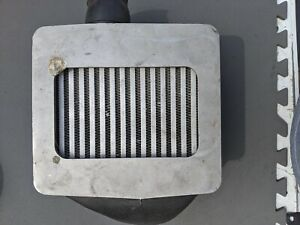1984 1986 Ford Mustang Svo Intercooler 2 3 Turbo E5ze 6k775 aa Used Needs Work