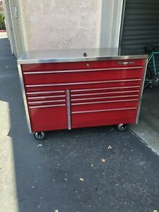 Snap On Tool Box Krl 722 With Stainless Top