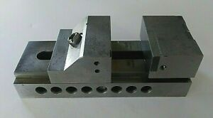 Precision Grinding Toolmakers Machinist Vise 2 27 W X 1 875 H X 5 79 L