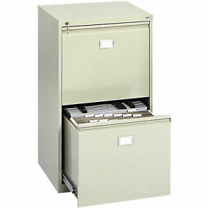 Safco 5039 2 drawer Vertical File Cabinet