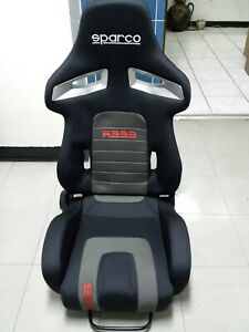 Sparco 00965nrgrs R333 Seat Red Sparco Seat Single