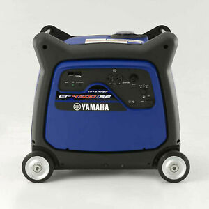 Yamaha Portable Inverter Generator 4500 Watt