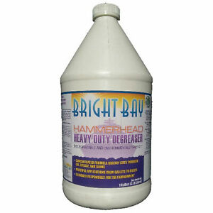 Hammerhead Md128 Heavy Duty Degreaser Gallon Bottle 1 case