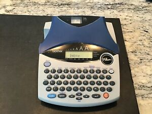 Brother P touch Pt 1900 Label Maker Thermal Printer Tested Works Free Ship