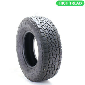 Used P 285 70r17 Nitto Terra Grappler G2 A T 116t 11 32