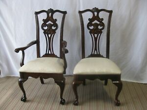 American Drew Cherry Dining Room Chair Set Of 6