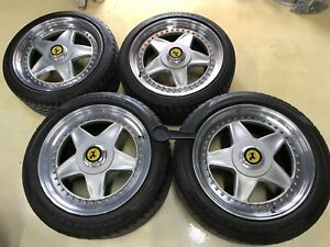 Ferrari F355 3 Piece Speedline Mistral 18 Wheels