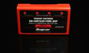 Snap On Mt25001001 Primary Cartridge Gm Chrysler Ford Jeep 1996 2001
