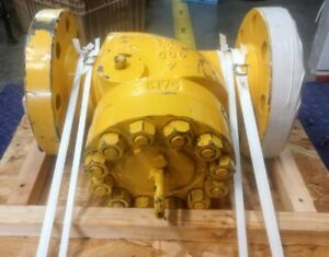 New 4 In 900 Wheatley Raised Face Full Port Wcc 500 Swing Check Valve