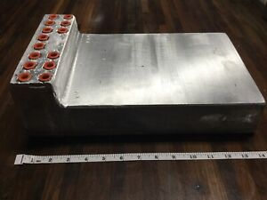 Seven Pass Cold Plate Soda New With Fittings