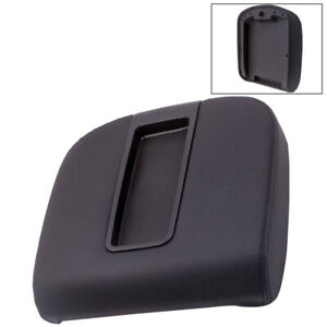 Front Center Console Armrest Lid For Chevy Avalanche Gmc Sierra 1500 2500hd