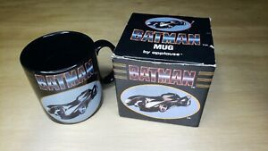 Batman coffee mug 1989