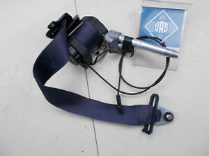 1990 Mercedes 300sl 500sl R129 Driver Left Seat Belt Tensioner Blue 129714