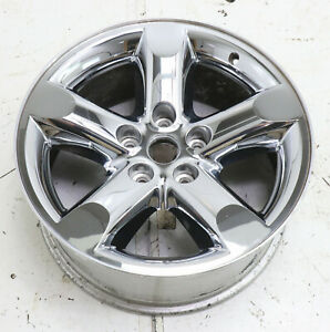 20 Dodge Ram 1500 Used Chrome Clad Wheel 2006 2008 Rim Factory Oem 2267 B