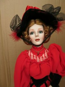 Eleanor, Coca-Cola Limited Edition Heirloom Porcelain Doll