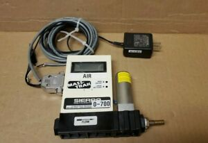 Sierra Masstrak Mass Flow Controller 810c dr 13 Gas Air 700 Sccm