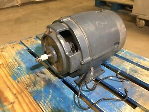Hobart Motor For M 802 Mixer Single Phase