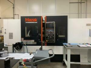 2012 Mazak Quick Turn Nexus 350 ii Cnc Turning Center