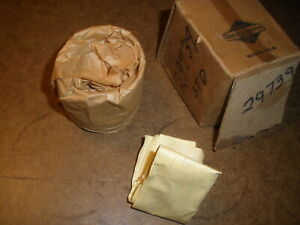 Briggs Stratton Gas Engine Piston Assembly 29739 Nos Vintage Model I Wi Wmb 5s