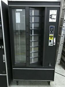Shoppertron 430 Rotating Cold Food Vending Machine Refrigerated