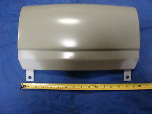 2000 4000 Ford Tractor Bottom Hood Grill Panel