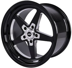 Jegs 681297 Ssr Star Wheel Size 17 X 10 Bolt Pattern 5 X 4 75 Back Spacing 6