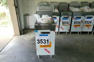 3531 Vulcan Veg Series Natural Gas Fryer Model 1veg35m 1 Free Shipping