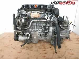 06 07 08 09 10 11 Honda Civic 1 8l Vtec Engine Auto Transmission Jdm R18a