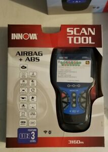 Innova Scan Tool 3160rs Airbag Abs Car Code Reader Wifi Bt Brand New In Box