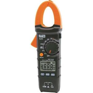 Klein 600v Ac dc Auto ranging Clamp Meter Cl210 1 Each