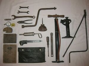 Model A Ford Tool Kit 1928 1931