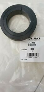 Climax Metal Products 1c 175 Shaft Collar Clamp 1pc 1 3 4 In steel