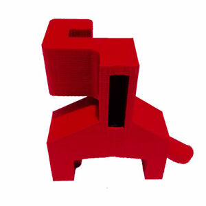 Improved primer catcher for RCBS Rock Chucker RC IV Supreme presses ** RED ** $28.75