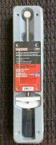 Vintage Sears Craftsman Torque Wrench 9 44642 1 2 Drive Instructions