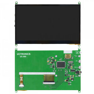 Uctronics 7 Inch Lcd Touch Screen For Raspberry Pi