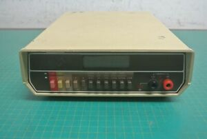 Keithley 169 Multimeter Bench Top Dmm Tested 2