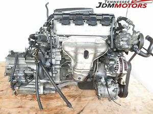 01 02 03 04 05 Honda Civic 1 7l Vtec Engine With Auto Transmission Jdm D17a Vtec