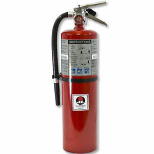 Fire Extinguisher 10 Lbs Multi purpose Dry Chemical