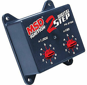 Msd Ignition 8732 2 Step Rev Control