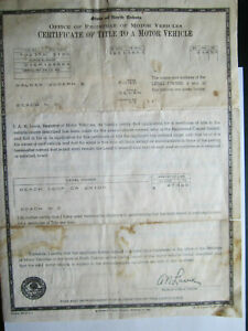 1951 Ford Sedan Barn Find Historical Document