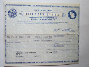 1957 Ford Truck Barn Find Historical Document