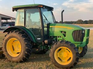 2012 John Deere Tractor 5083e 480 Hours Super Clean